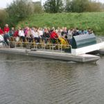 Grootste waterfiets ter wereld: Actief Rondje Pontje Zwolle Hattem