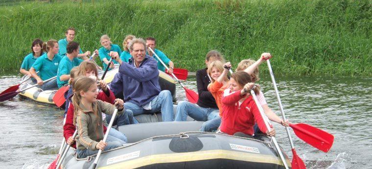Outdoor - Activiteiten - Gezellig dagje op het water?